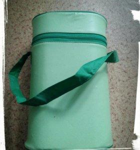 Сумка термос для бутылочек