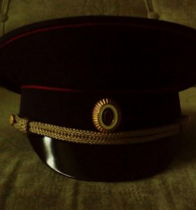 Фуражка полиция