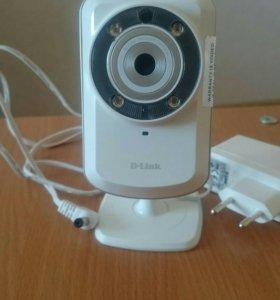 IP камера D-Link DCS-932L/A1A