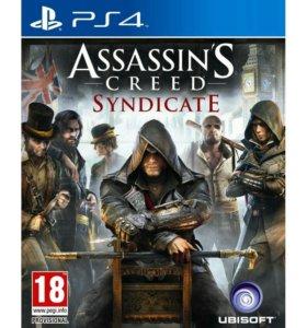 Видеоигра для PS4 Assassin's Creed Синдикат