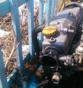 Двигатель в сборе на 21083 и запчасти