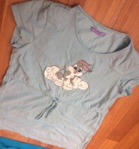 Пижама для беременных 42-44 размер