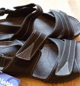 Новые сандали INBLU кожа