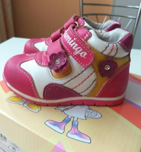 Кросовки размер 20 Flamingo