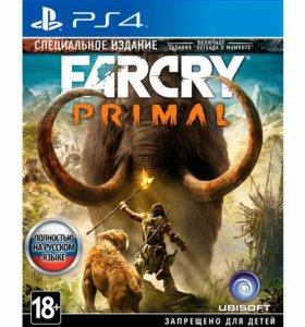 Видеоигра для PS4 Far Cry Primal. Специальное изда