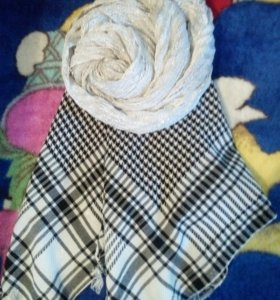 Шарфик и нашейный платок