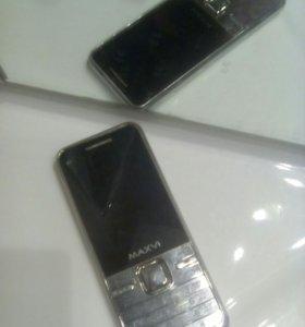 Телефон Maxvi X1