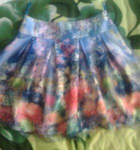 3D юбка