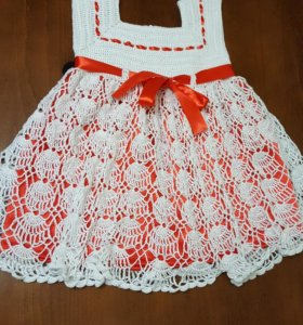 Новое платье на 1,5 года.