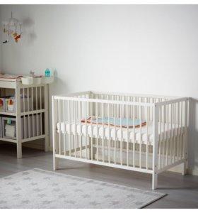Детская кроватка Гуливер