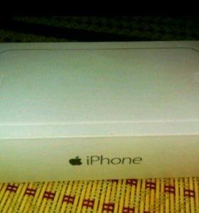 Оригинальная коробка от iphone