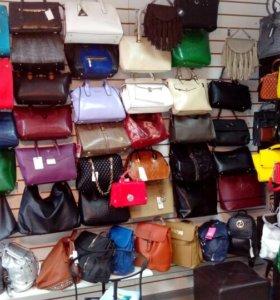 Женские сумки, кошельки
