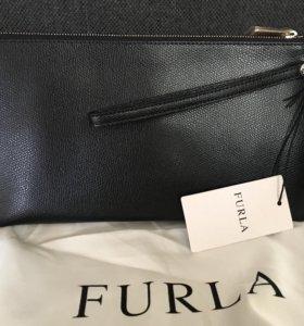 Furla клатч сумка новый