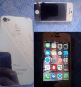 Айфон 4с 16г