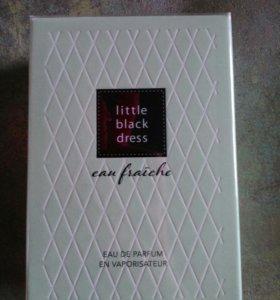Little Black Dress Eau Fraiche