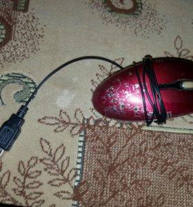 Мышка на запчасти