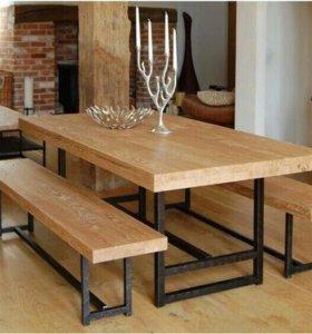 Мебель из массива под заказ