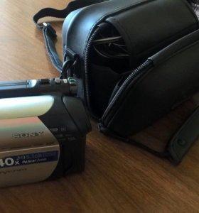Видеокамера Sony DCR-DVD 109E