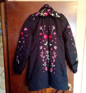 Куртка демисезонная женская