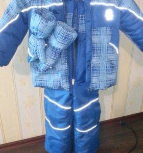 Зимний костюм Beby Best от 3 до 4 лет