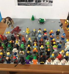 Мини-фигурки Lego