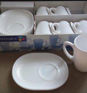 Новый кофейный сервиз Luminarc