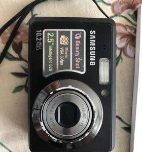 Фотоаппарат цифровой samsung es55
