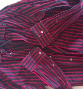 Рубашки mexx,mustang,franco brunelli,adolfo doming