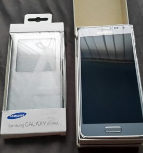 Samsung Galaxy Alpha 32гб