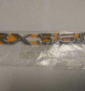 75443-48090 эмблема RX300/330/350
