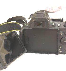 Зеркальный фотоаппарат Nikon D5200 18-55 VR kit