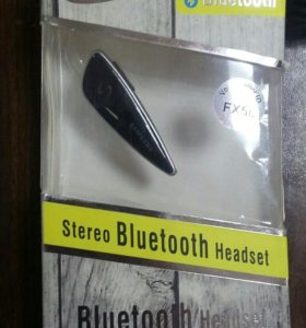 Гарнитура Bluetooth Samsung fx50