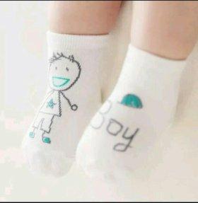 Новые Носочки детские на мальчика