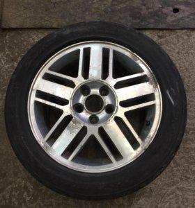 Диски на форд фокус ( Ford Focus ) r16