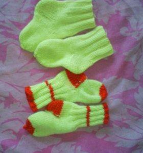 Носки шерсть новые