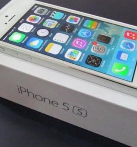 Apple iPhone 5s white16 gb