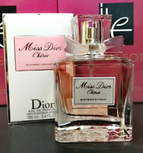 🔝Miss Dior Cherie blooming bouquet⏩ Диор Блумин Б