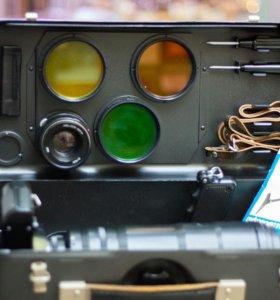 Фоторужье зенит фс-12 таир-3с