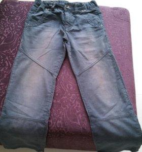 Вельветовый джинсы ф. Zara, р. 140