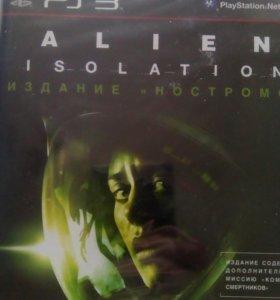 Alien isolaton