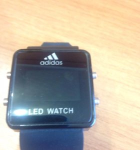 Часы led watch adidas