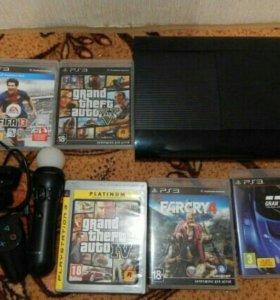 Playstation3 super slim 500gb