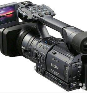 Профессиональная видеокамера Sony FX-1
