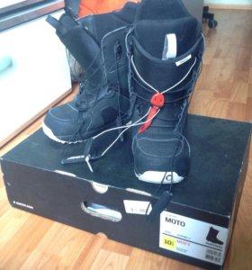 "Ботинки для сноубординга ""Burton Moto"""