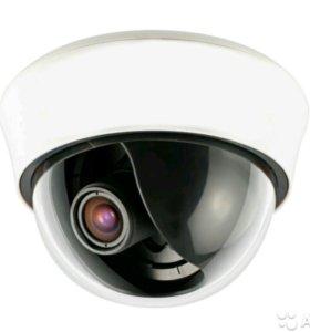 Купольная ip-камера