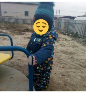 Зимний комбинезон.