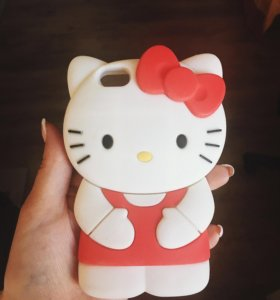Чехол на iPhone 5/5S HELLO KITTY