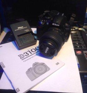 Nikon D3100 18-55 mm