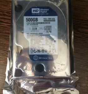 "Жесткий диски ""3.5"" IDE 500GB"