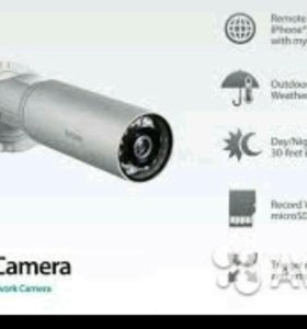 IP камера D-Link DCS 7010l
